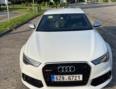 Audi Rs6 à Agen (Lot-et-Garonne)