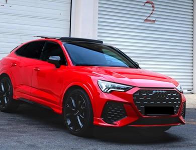 Audi Rsq3 Sportback à Le Plessis-Robinson (Hauts-de-Seine)