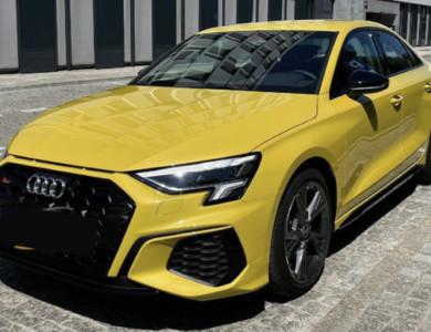 Audi S3 à Agen (Lot-et-Garonne)