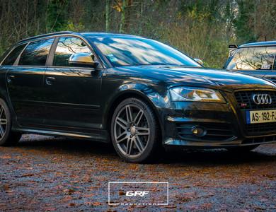 Audi S3 à Brest (Finistère)