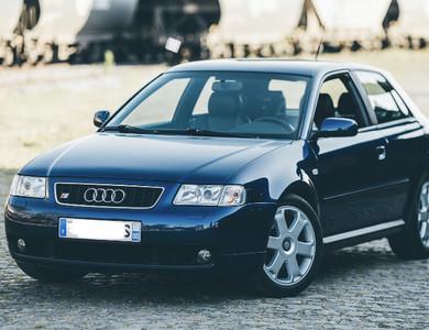 Audi S3 à Verlinghem (Nord)