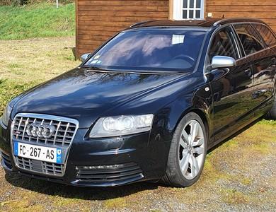 Audi S6 à Argenteuil (Val-d'Oise)
