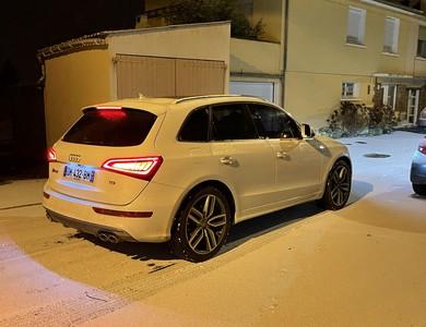 Audi Sq5 à Onet-le-Château (Aveyron)