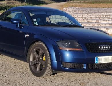 Audi Tt à Carcassonne (Aude)