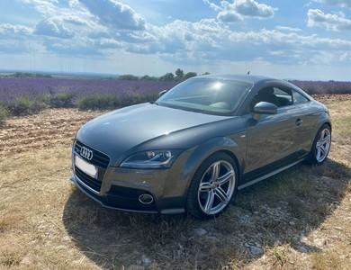 Audi Tt Mk2 à La Valette-du-Var (Var)