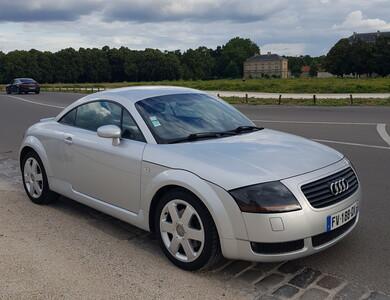 Audi Tt à Paris (12ème arr.)
