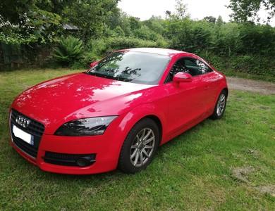 Audi Tt à Guidel (Morbihan)