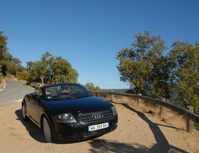 Audi Tt Roadster à Carcès (Var)
