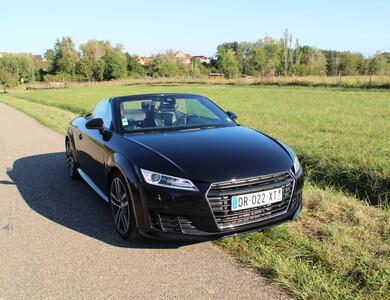 Audi Tt S Line à Bernardswiller (Bas-Rhin)