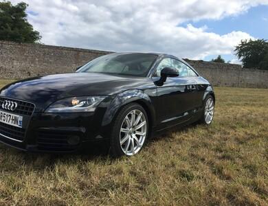 Audi Tt Sline à Les Montils (Loir-et-Cher)