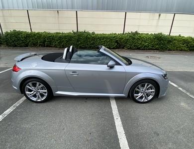 Audi Tt Tfsi 2.0 Essence Quattro à Serris (Seine-et-Marne)
