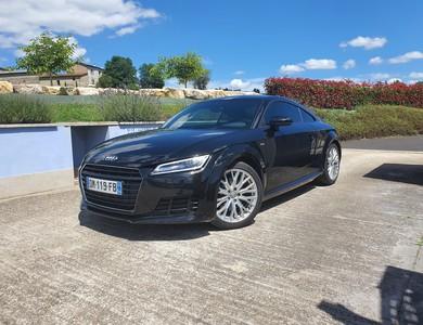 Audi Tt à Vienne (Isère)