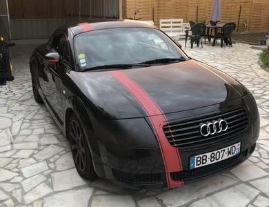 Audi Tt à Yerres (Essonne)