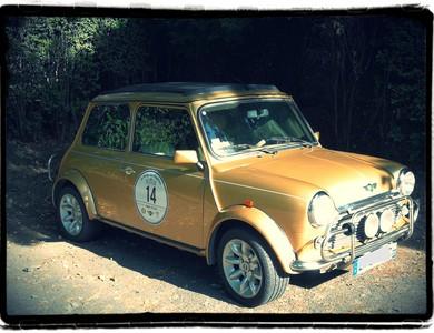 Austin Mini Cooper Knightbridge Sportpack à Vaucresson (Hauts-de-Seine)
