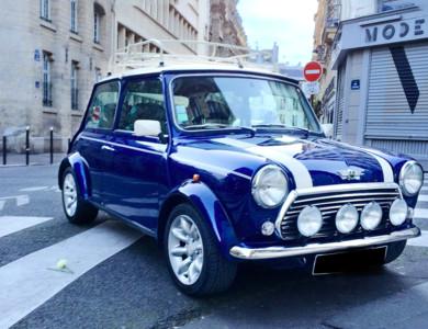 Austin Mini Cooper Sportpack (mpi) à Paris (9ème arr.)