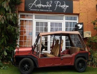 Austin Mini Moke Marron à Grimaud (Var)