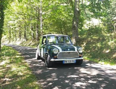 Austin Mini Spécial à Myans (Savoie)