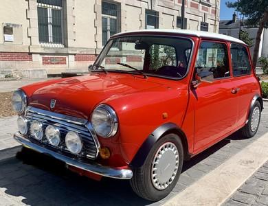 Austin Spécial Red Hot à Orléans (Loiret)