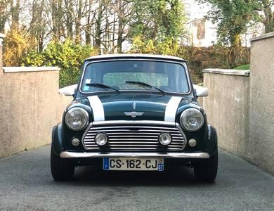 Austin Mini Cooper à Bouguenais (Loire-Atlantique)