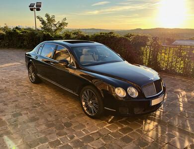 Bentley Continental Flying Spur Speed W12 610ch à Paris (17ème arr.)