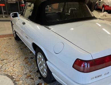Alfa Romeo Spider 2l Série Iv à Louhans (Saône-et-Loire)