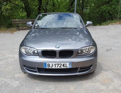Bmw 125ia Cabriolet à Gattières (Alpes-Maritimes)