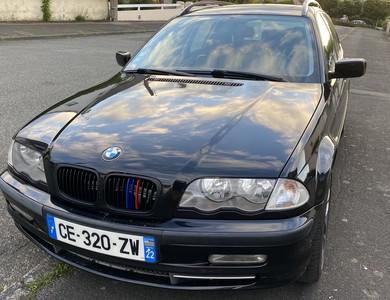 Bmw 330i - E46 Touring à Saint-Brieuc (Côtes-d'Armor)
