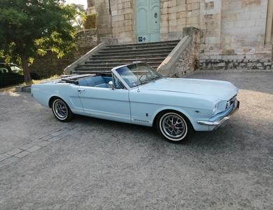 Ford Mustang Cabriolet à Jacou (Hérault)