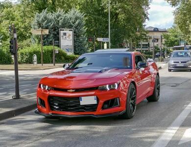 Chevrolet Camaro à Annecy (Haute-Savoie)