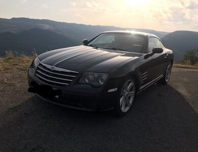 Chrysler Crossfire à Nîmes (Gard)