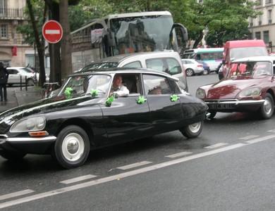 Citroen Id 20 à Paris (20ème arr.)