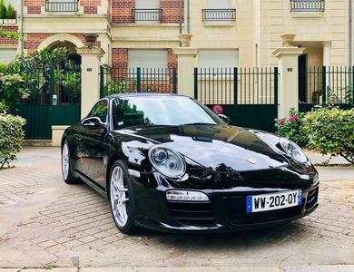 Porsche 911 Carrera S Cabriolet - 997 à Courbevoie (Hauts-de-Seine)