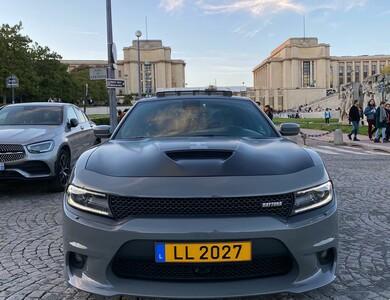 Dodge Charger Daytona V8 Hemi 5.7l à Lognes (Seine-et-Marne)