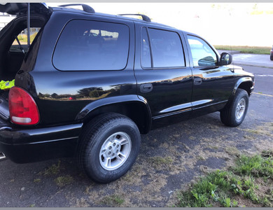 Dodge Durango à Brest (Finistère)