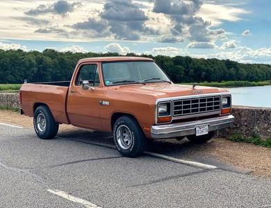 Dodge Ram Pick-up à Rambouillet (Yvelines)