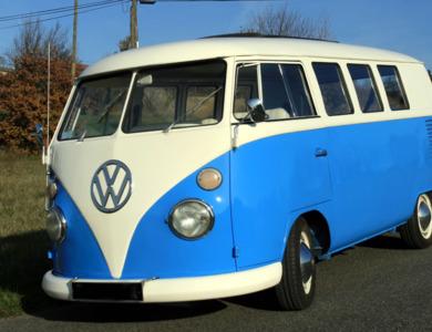 Volkswagen (vw) Combi Split à Lacroix-Falgarde (Haute-Garonne)