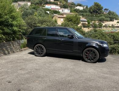 Land Rover Vogue à Saint-Raphaël (Var)