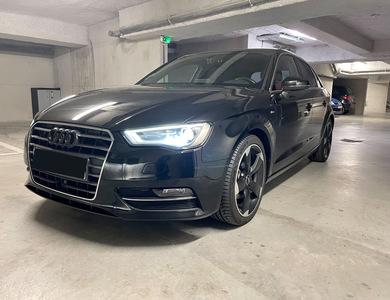 Audi Audi A3 à Aix-en-Provence (Bouches-du-Rhône)