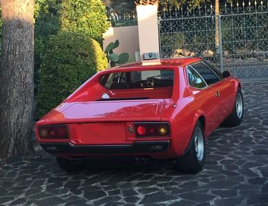 Ferrari 308gt4 à Lillemer (Ille-et-Vilaine)