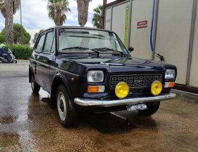 Fiat 127 Special à Fréjus (Var)