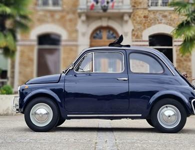 Fiat 500 Collection à Vaires-sur-Marne (Seine-et-Marne)