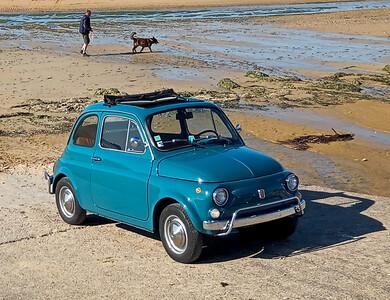 Fiat 500 L à Chaville (Hauts-de-Seine)