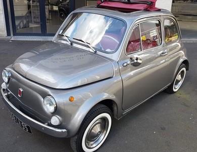 Fiat 500 Nuova (110f) De 1969 à Marseille (12ème arr.)
