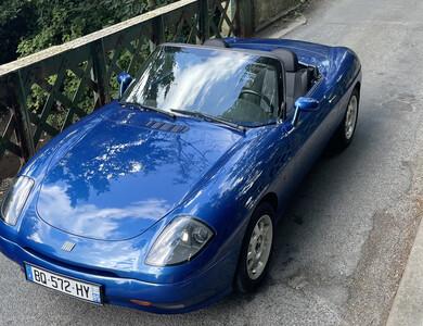 Fiat Barchetta à Paris (5ème arr.)
