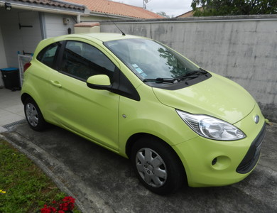 Ford Ka à Eysines (Gironde)
