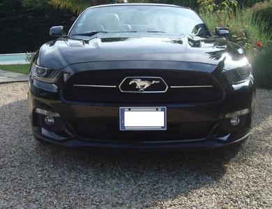 Ford Mustang à Albertville (Savoie)
