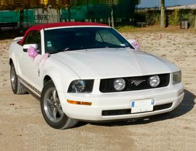 Ford Mustang Cabriolet (5ème Gen) à Linas (Essonne)