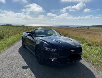 Ford Mustang Cabriolet (6ème Gen) à Marquise (Pas-de-Calais)