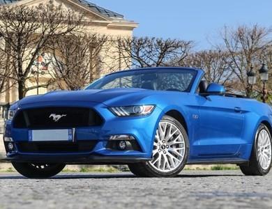 Ford Mustang Gt Cabriolet à Paris (17ème arr.)