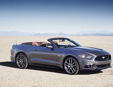 Ford Mustang à Gassin (Var)